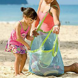 Extra Large Sand-away Carrying Bag Beach Toys Swimming Pool