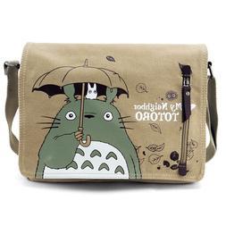 Fashion <font><b>Totoro</b></font> Crossbody <font><b>Bag</b