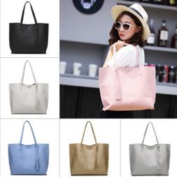 Fashion Women's Leather Purses and Handbags Shoulder Hobo Cr