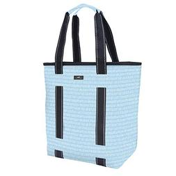 SCOUT Fit Kit Gym Tote Bag, Elastic Band Fits Yoga Mat or To
