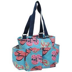 Flip Flop Summer Sandals NGIL® Small Zippered Caddy Organiz