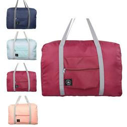 Folding Journey Duffel Bag Tote Carry on Baggage Picnic Over