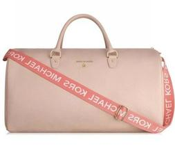 Michael Kors Glam on the Go Weekender Large Travel Duffle To