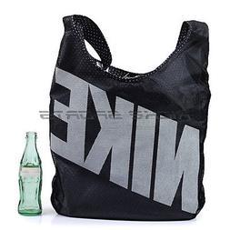 Nike Graphic Reversible Tote Bag Black/White Casual Lifestyl
