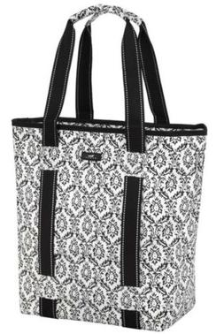 Scout Bags Gym Bag Fit Kit Black & White Midnight In Paris P