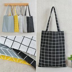 Handbag Shoulder Canvas Shopping Tote Satchel Eco Messenger