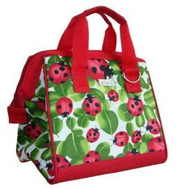 Hannon 34-029 Lady Bug Sachi Fashion Lunch Bag