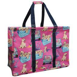 Happy Beach Day NGIL® Mega Shopping Utility Tote Bag