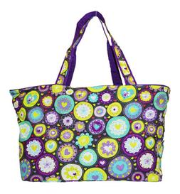 Hearts Beach Tote Bag Extra Large For Women Designer Open Gy