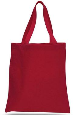 Heavy Duty Economy Canvas Tote Bags for Everyday Use