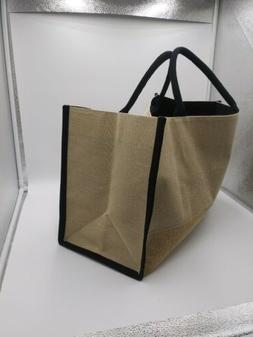 Multipurpose Heavy Duty Canvas Tote Bags Reusable Grocery Wa