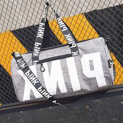 HOT Victoria's PINK Sport Tote Bag Large VS Gym Duffel Bag S