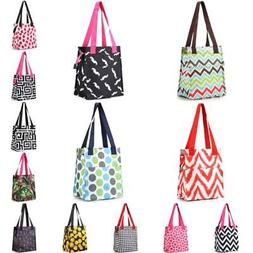 Insulated Lunch Bag Women Tote Cooler Picnic Travel Food Box