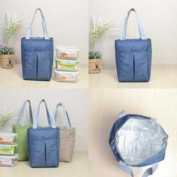 Insulated Lunch Bags For Women Fashionable Reusable Tote Coo