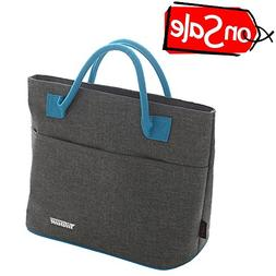 Insulated Lunch Box Tote Bag - Leak Proof Office Meal Prep T