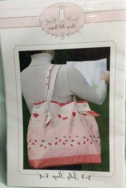JELLY BAGS - pattern by Bunny Hill Designs NEW! tote bag pur
