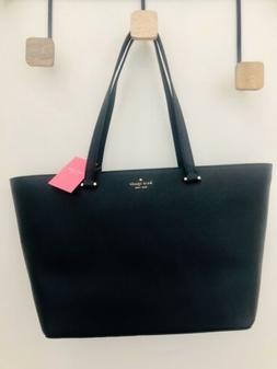Kate Spade Medium Zip Tote Bag in Black