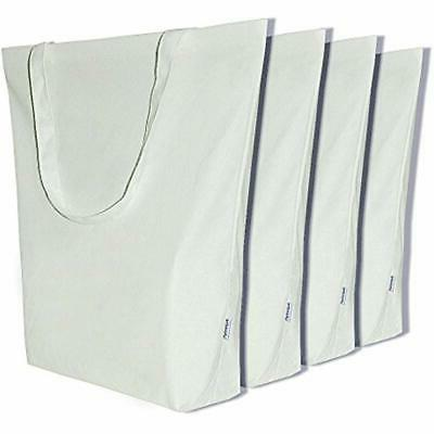 100% Cotton Shopping Tote