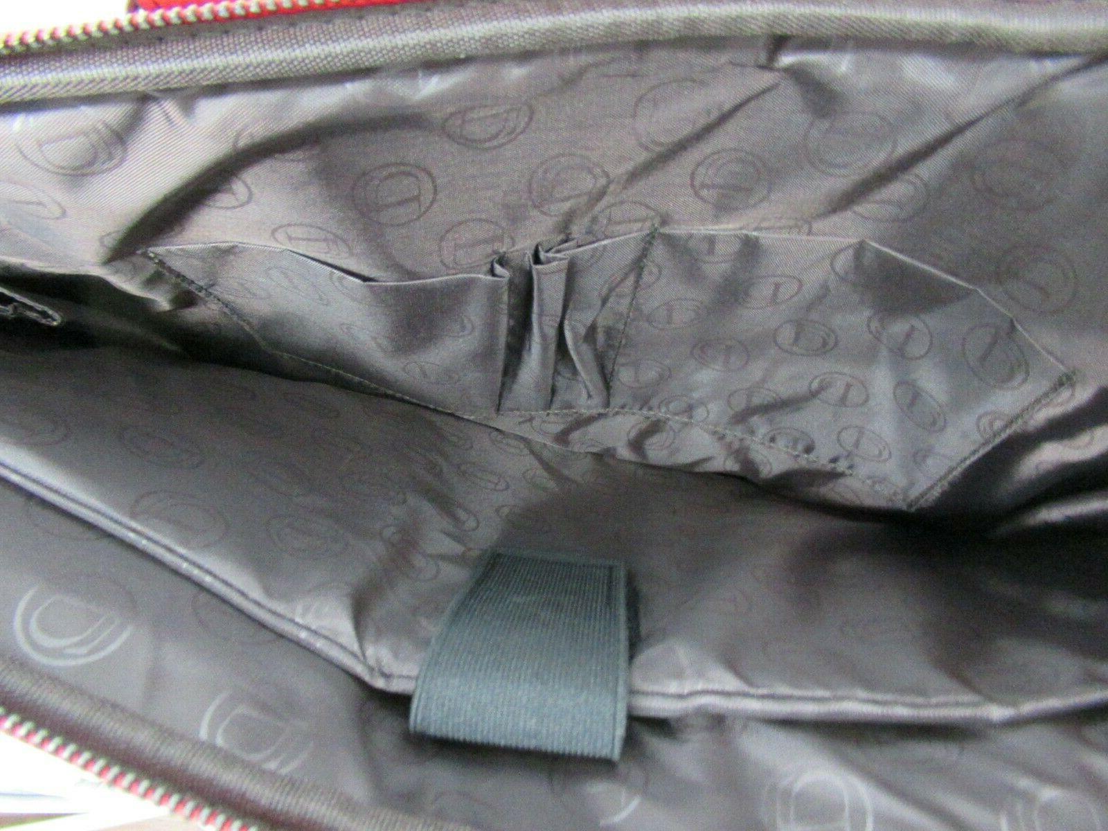 EDODAY 14-15.6 Inch Laptop Bag Women,Full Open Tote