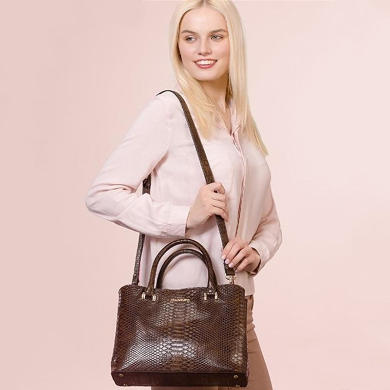 AMELIE GALANTI Handbag Hard Size Versatile Fashion and