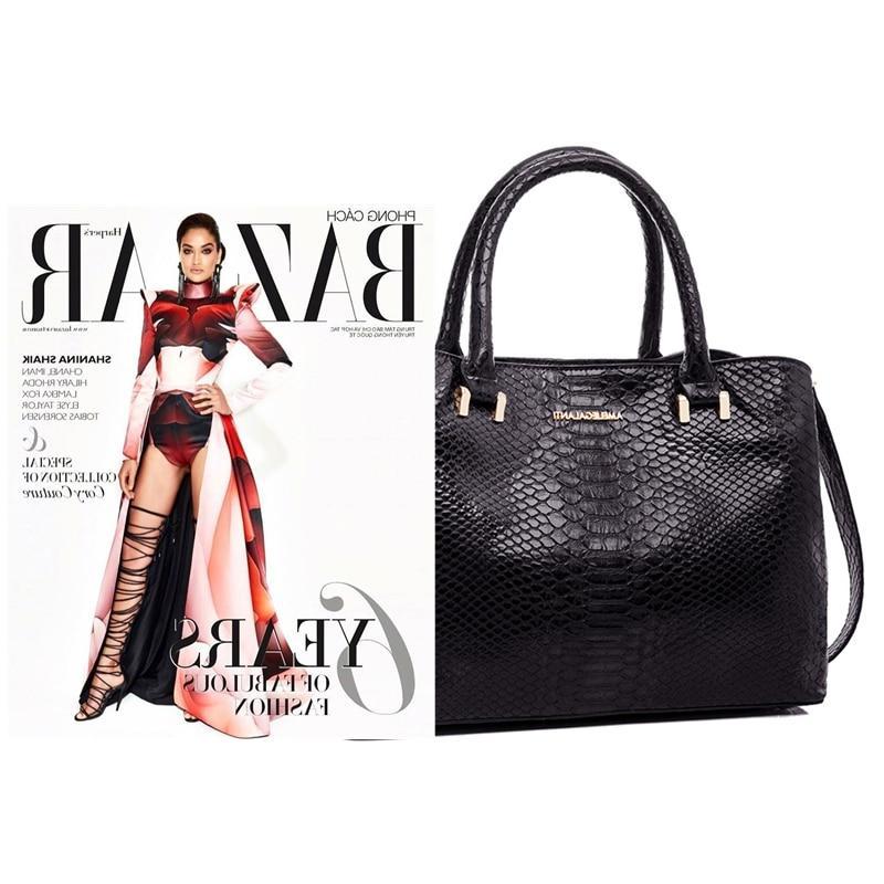 AMELIE 2018 Handbag Size PU Versatile and