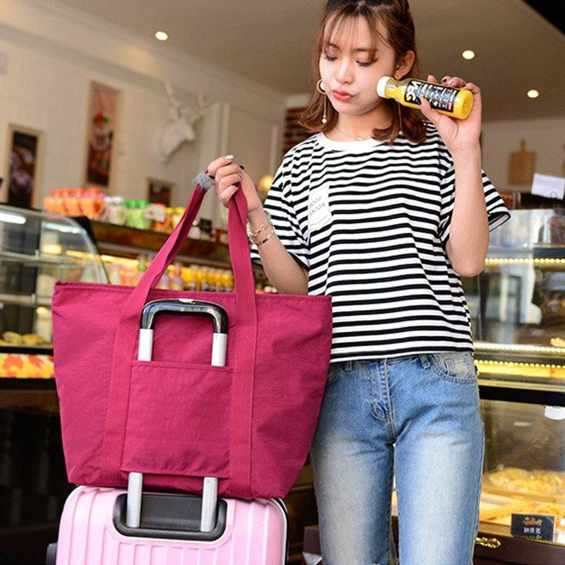 2019 Handbags Shoulder Famous Brand Women Travel <font><b>Luggage</b></font> <font><b>Bags</b></font> XA678WB