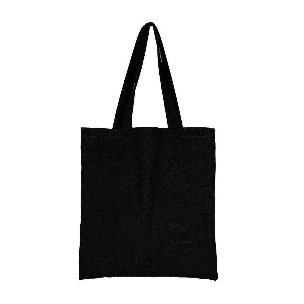 2019 Ladies Handbags Cloth Canvas <font><b>Bag</b></font> Shopping Women Reusable Shopper bolsas de tela