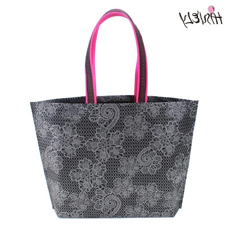 2019 new fashion women lady foldable shopping