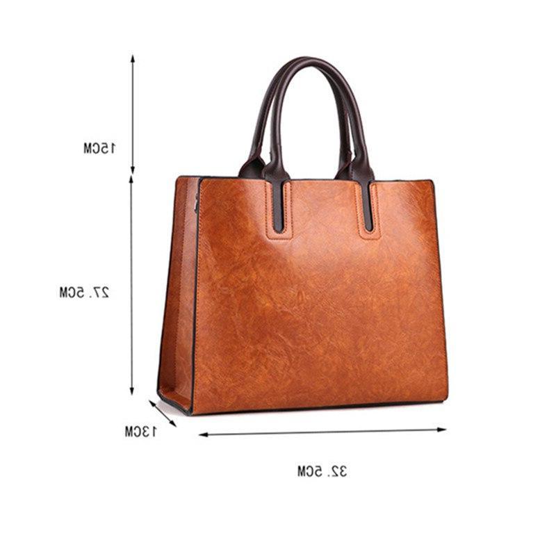ladies <font><b>medium</b></font> large <font><b>totes</b></font> solid shopping work women shoulder <font><b>bags</b></font> handbag