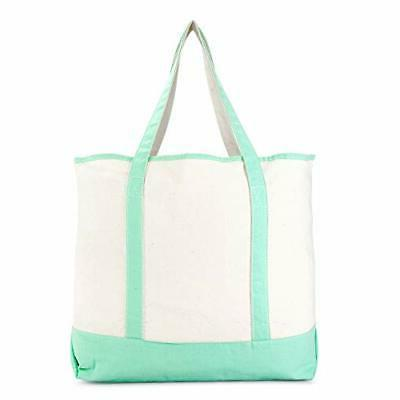 """22"""" Top Duty Deluxe with Outer Pocket Mint Green"""