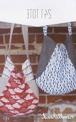 241 Tote Bag Sewing Pattern, By Anna Graham From Noodlehead