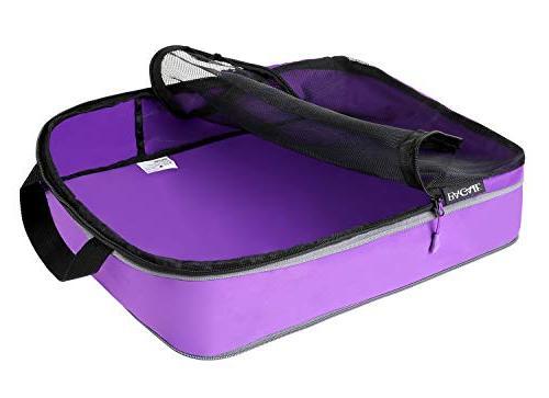 3 Cubes Travel Expandable Organizers Laundry Bag