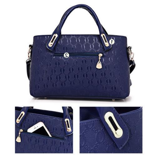 5Pcs/Set Women Handbags Messenger Tote