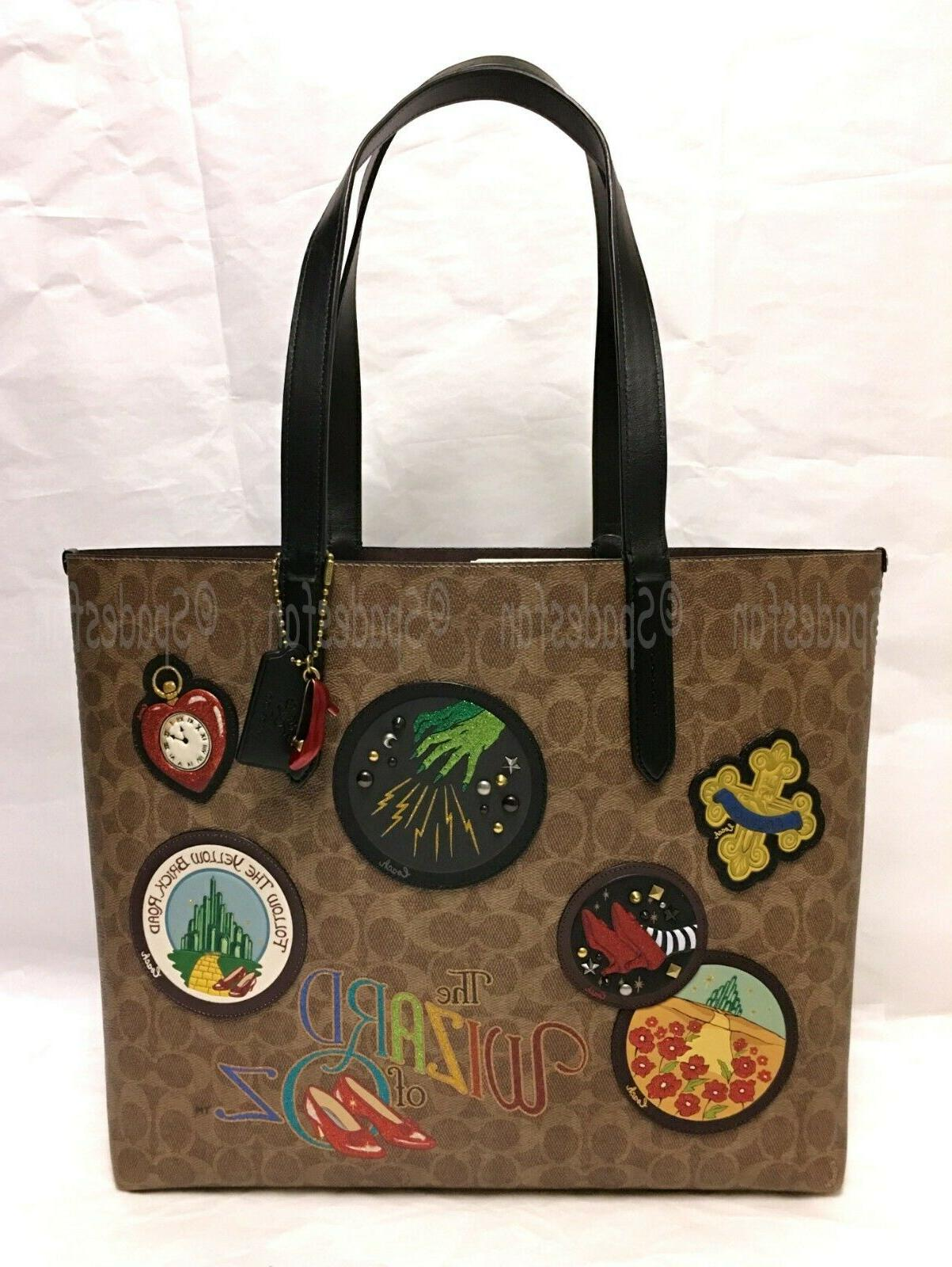 77956 wizard of oz signature highline tote