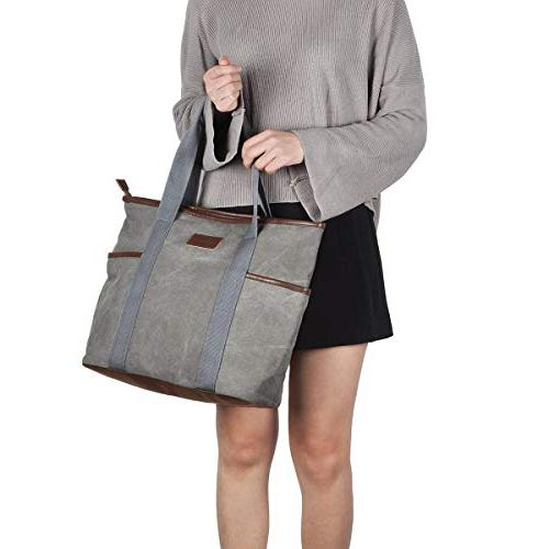 Canvas Tote Women,Sunny Large Bags,Work