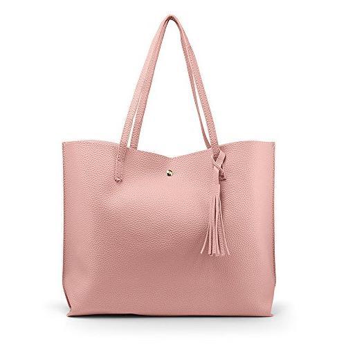 OCT17 Women Bag - Leather Ladies Satchel Messenger Bags -