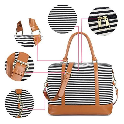 Bag Carry-on Duffel in Trolley