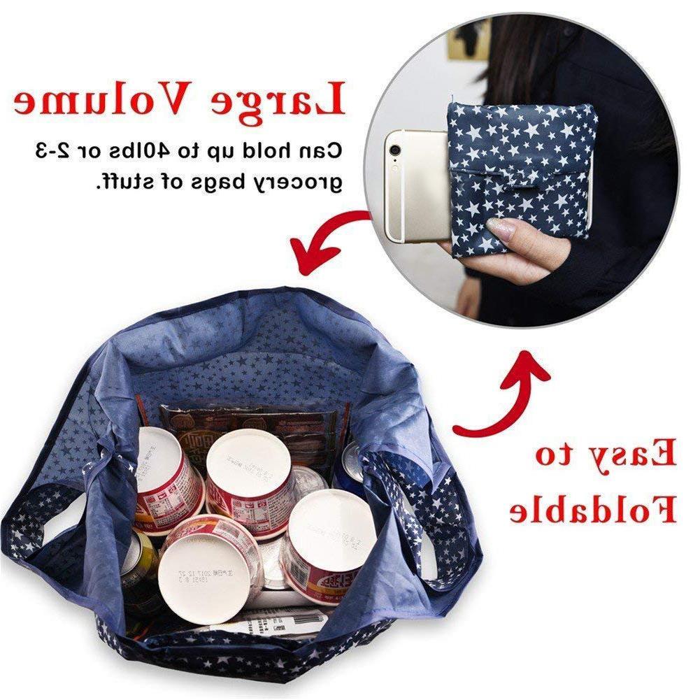 ABDB-Reusable Pack Shopping Durable <font><b>Bags</b></font>