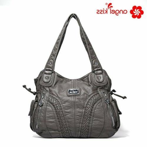 Angelkiss Brand Purses Tote Handbags Shoulder