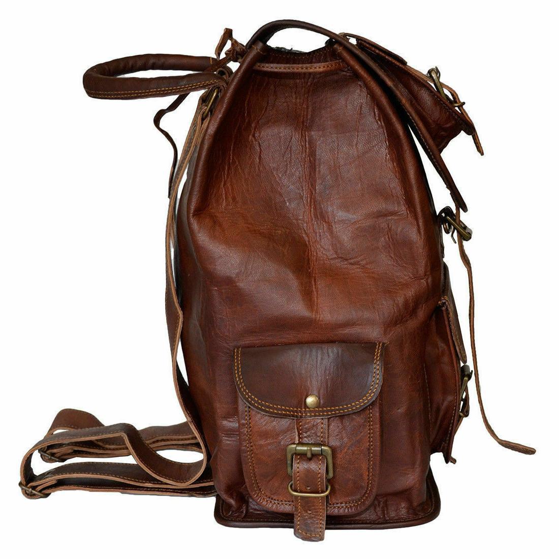 Backpack Flexible Genuine Travel