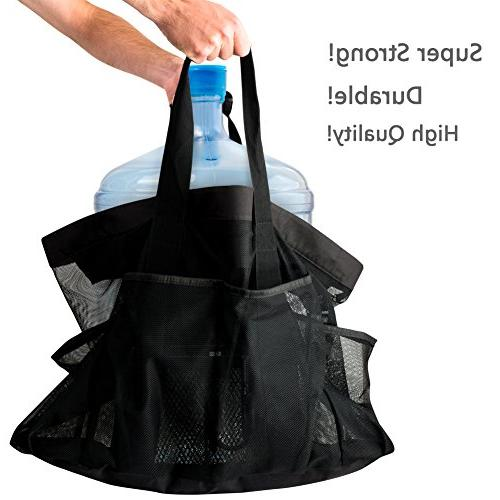 "Extra Large and Totes 30"" XXL Mesh with Heavy Lightweight & Foldable - Tote Bag items for"