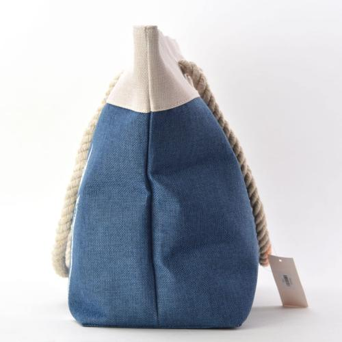 Beach Bag Large Bags with Zipper Shoulder Bag For