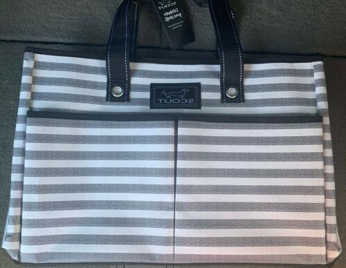 bj tote bag with 4 pockets oxford