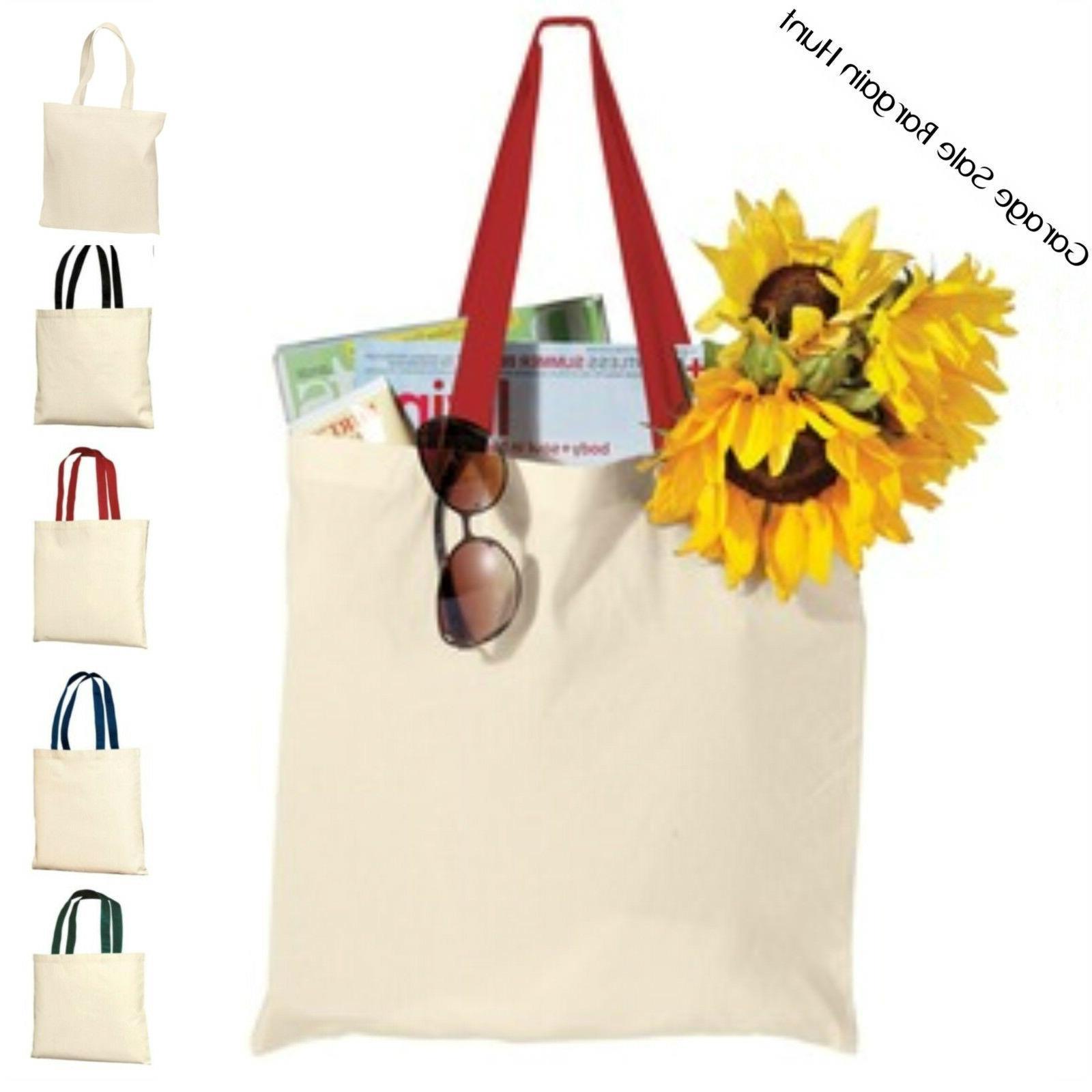 BLANK Canvas Craft BAG 100% Cotton