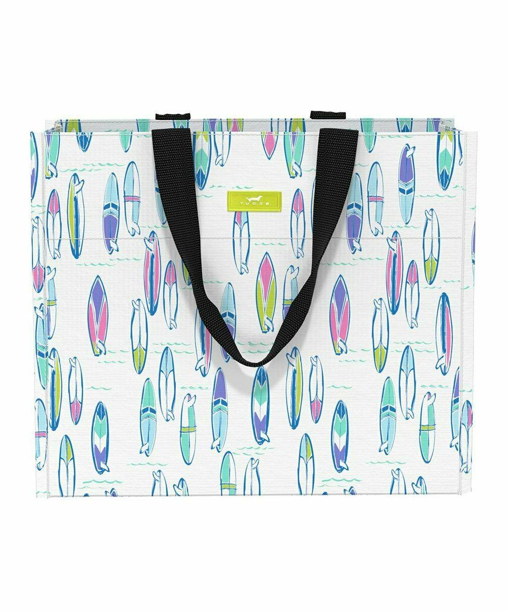 SCOUT Blue Package Tote Bag NWT