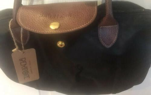 brand new small nylon tote bag