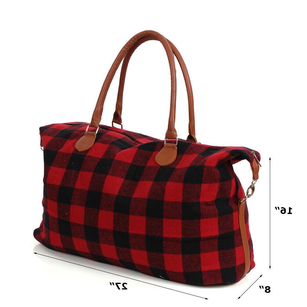 Buffalo Weekender Bags Overnight Traveling
