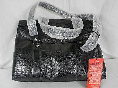 """FORAY BUSINESS TOTE BAG HOLDS 15.4"""" LAPTOPS & BUSINESS ACCES"""