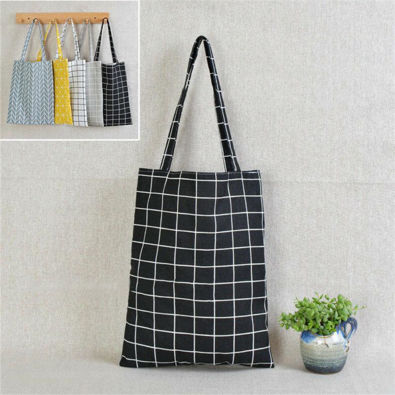 Canvas Handbag Tote Satchel Eco Bag