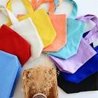 Canvas Tote Bag Women Shopper Shopping Bags Lunch Bag Storag